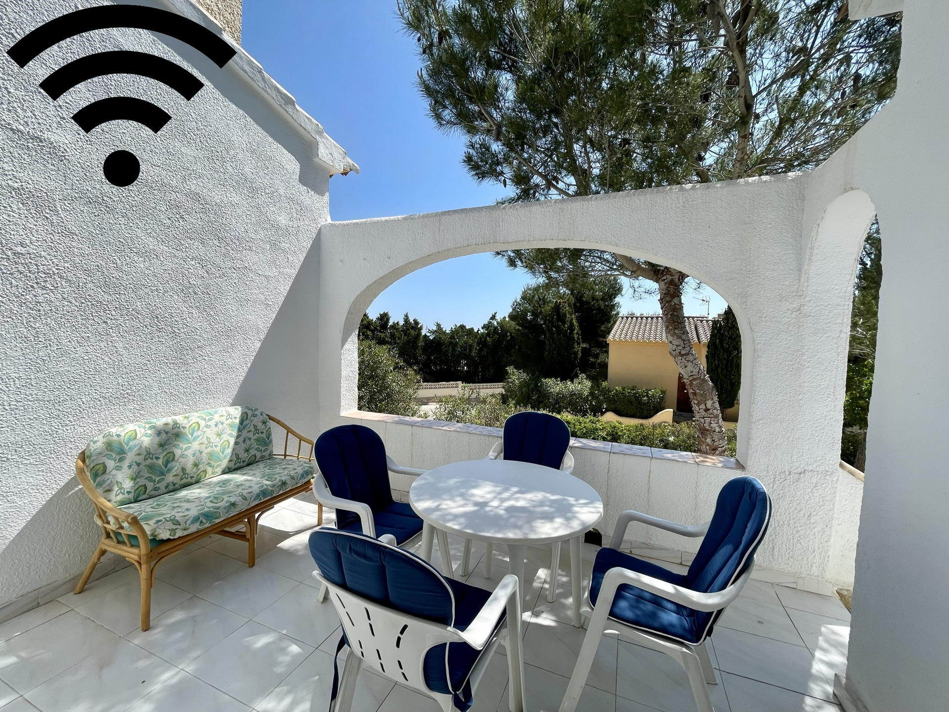 Bungalow -                                       Benitachell -                                       2 chambres -                                       4 occupants