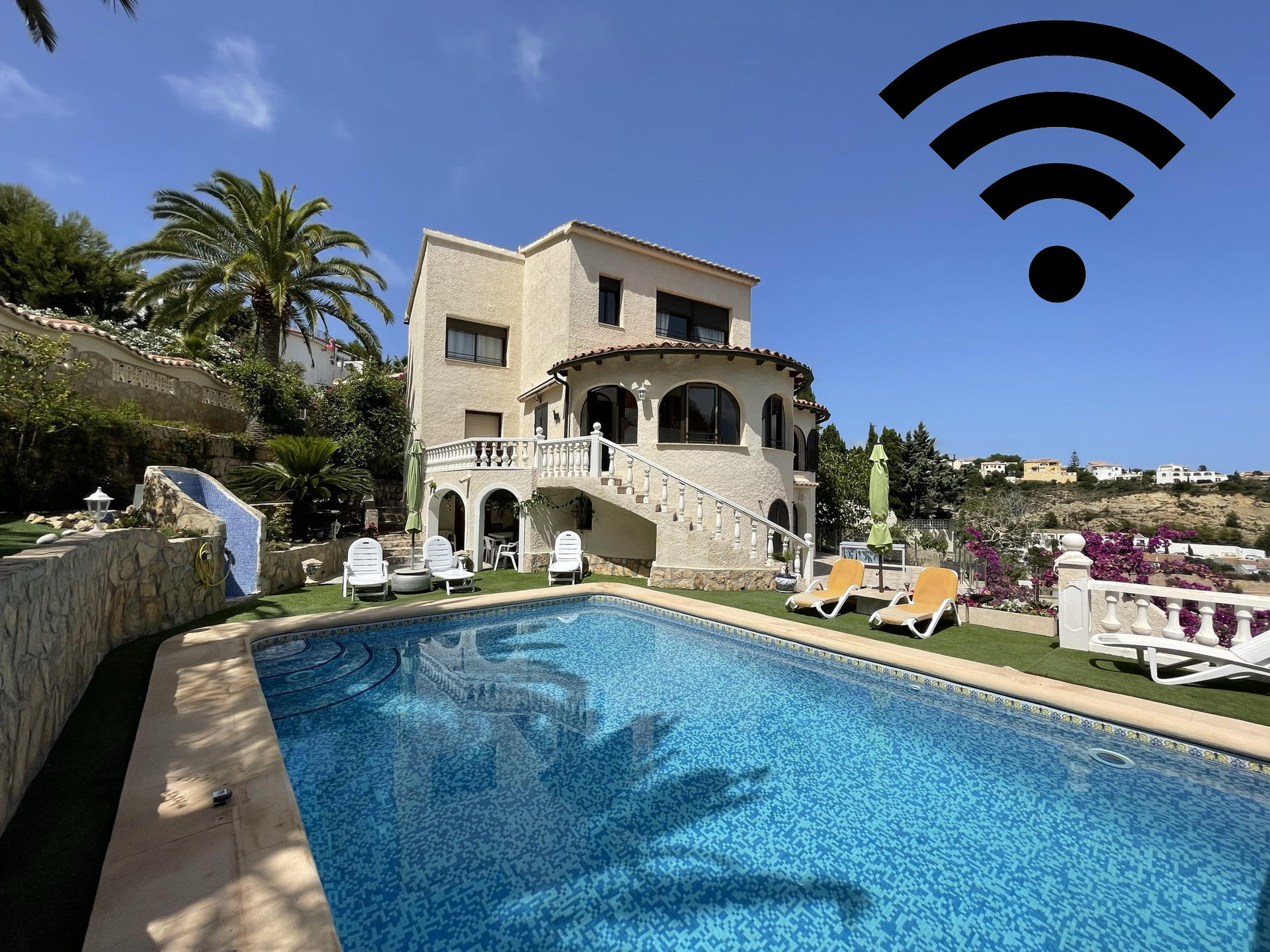 Villa -                                       Benitachell -                                       3 chambres -                                       6 occupants