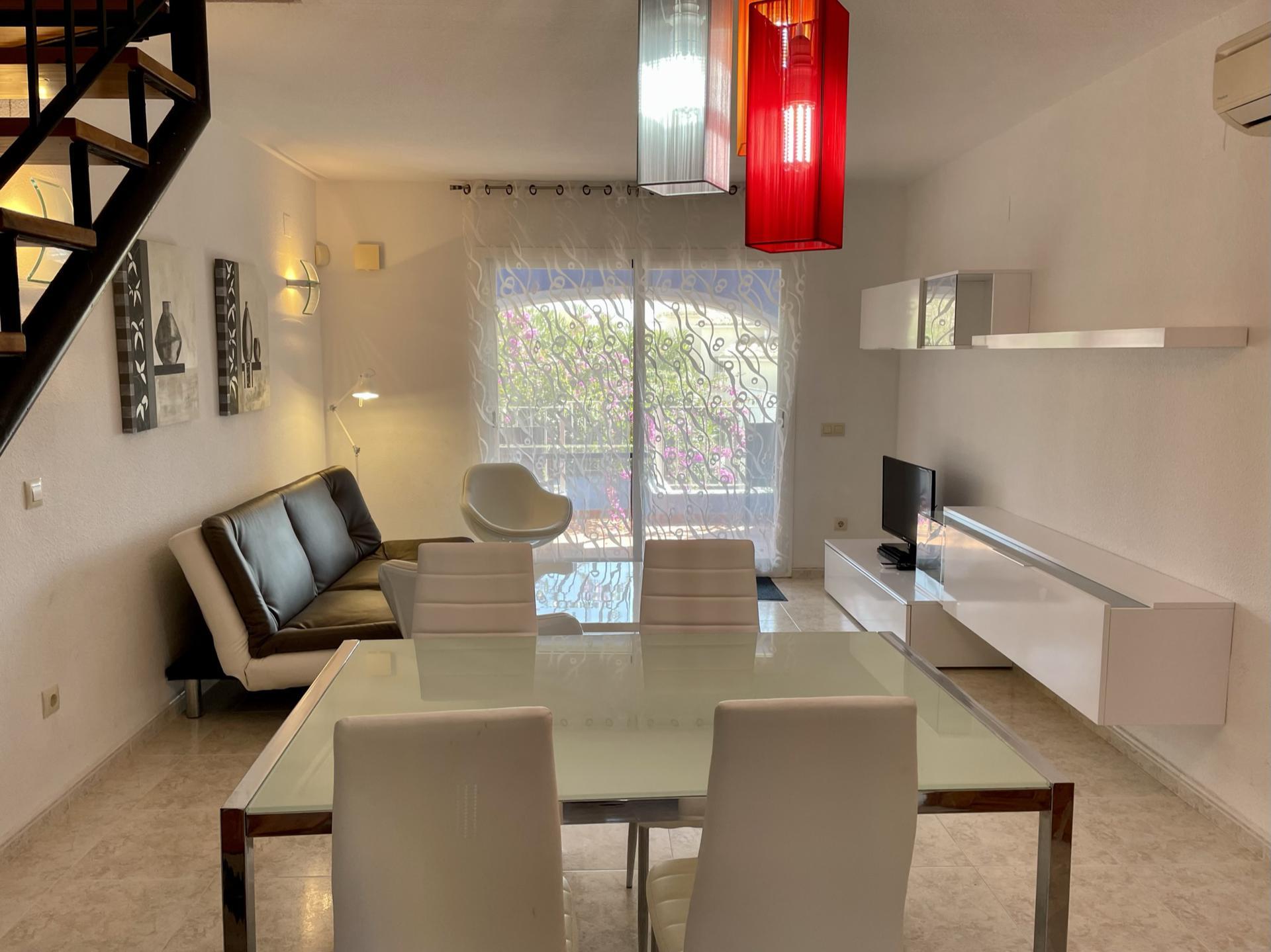 Duplex -                                       Benitachell -                                       2 chambres -                                       4 occupants